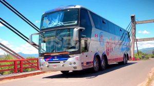 GH bus ofrece el servicio Trujillo-Chachapoyas