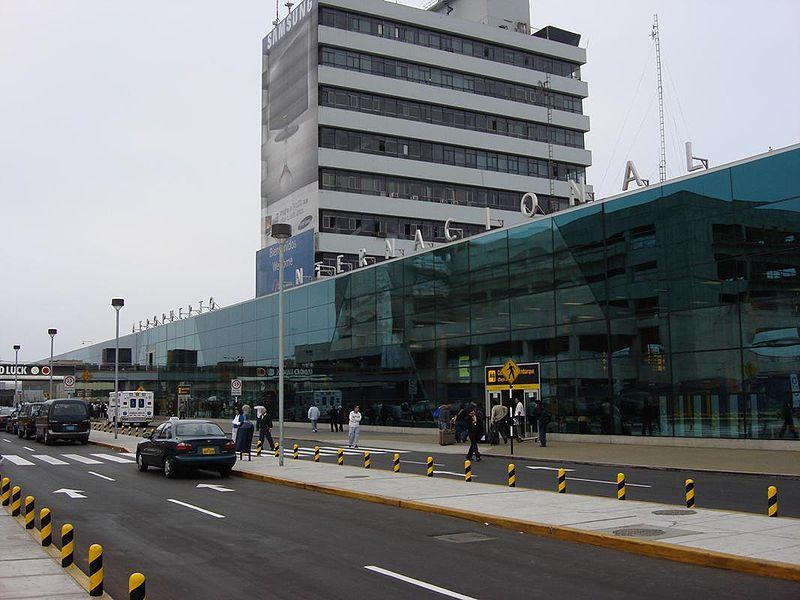 Aeropuertos en Perú