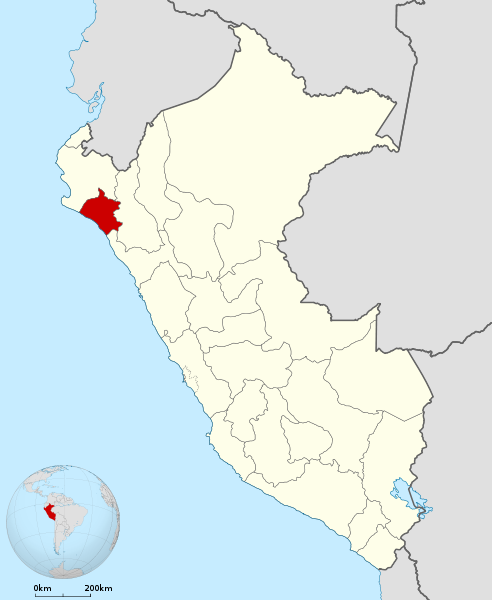 Departamento de Lambayeque