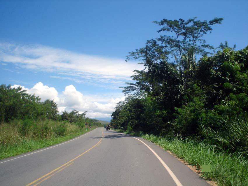 Transporte en Chachapoyas