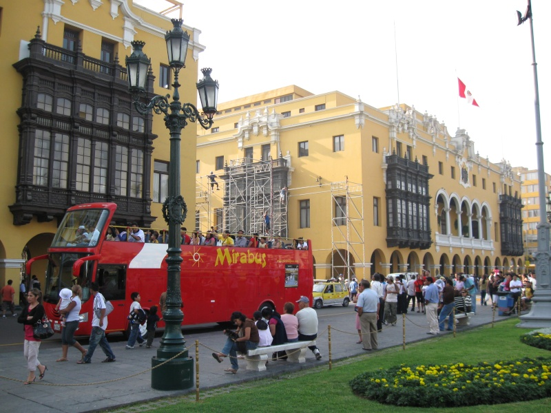 Lima: Recorridos por la ciudad
