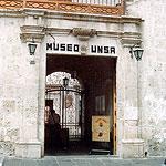 Museo Arqueológico José María Morante de la Universidad Nacional de San Agustín