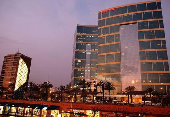 Hotel JW Marriott Hotel Lima. (Fuente de la imagen: Trip Advisor).