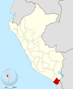 Ubicación Tacna