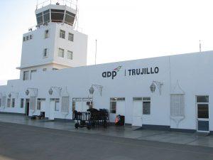 Aeropuerto Internacional Capitán FAP Carlos Martínez de Pinillos