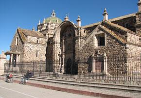 Inmaculada Concepción en Lampa