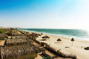 Playa Vichayito en Piura