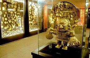 Museo de Oro del Perú