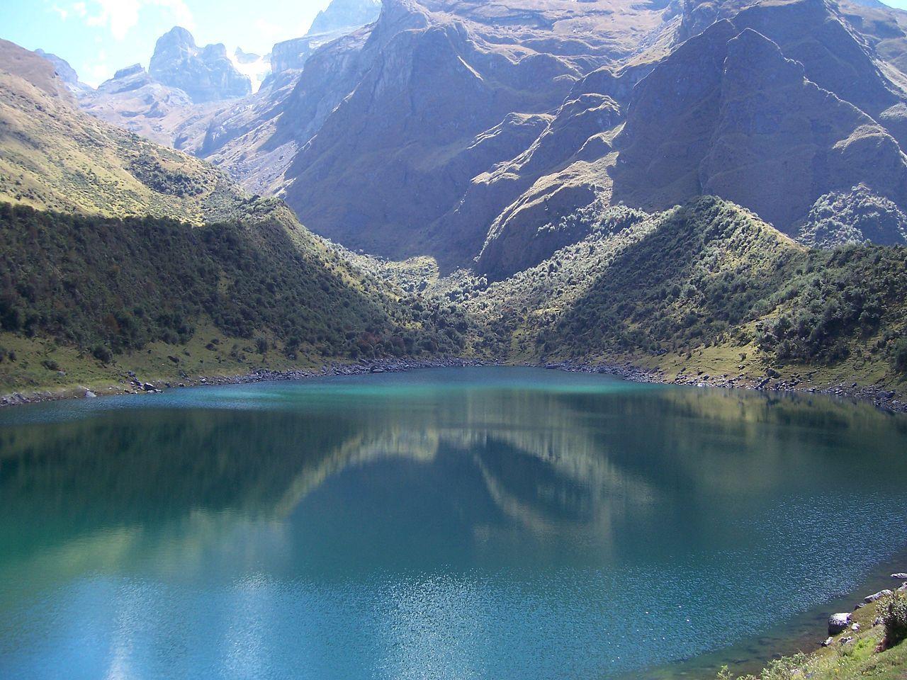 Nevado de Uspaccocha-Perú