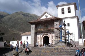 Iglesia de Andahuaylillas