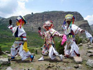 Festival de Danza de la Tijeras - Huancavelica.
