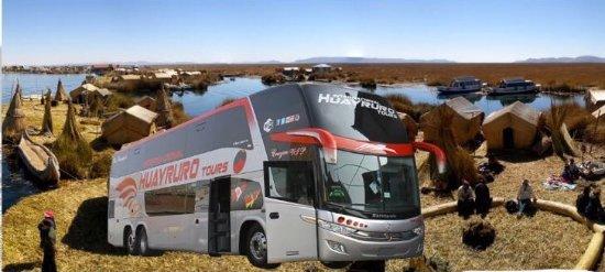 transporte de Puno
